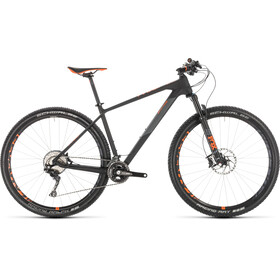 Cube Reaction C:62 Race MTB Hardtail zwart